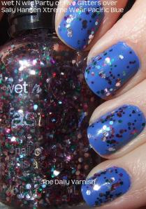 Wet n Wild Party of Five Glitters