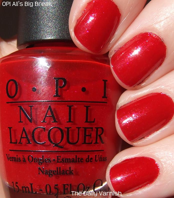 holidays 2010 movie. is from OPI#39;s Holiday 2010
