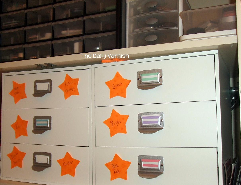 Nail Polish Storage and Organization – The Daily Varnish