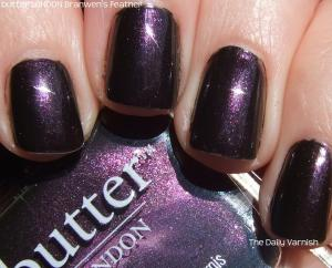 butter LONDON Branwen's Feather