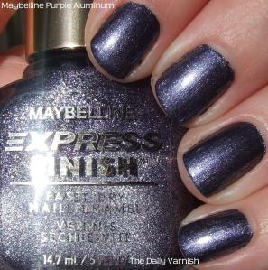 Maybelline Purple Aluminum