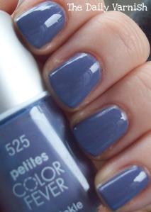 petites color fever - periwinkle
