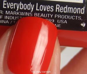 wet n wild fastdry Everybody Loves Redmond MACRO 2