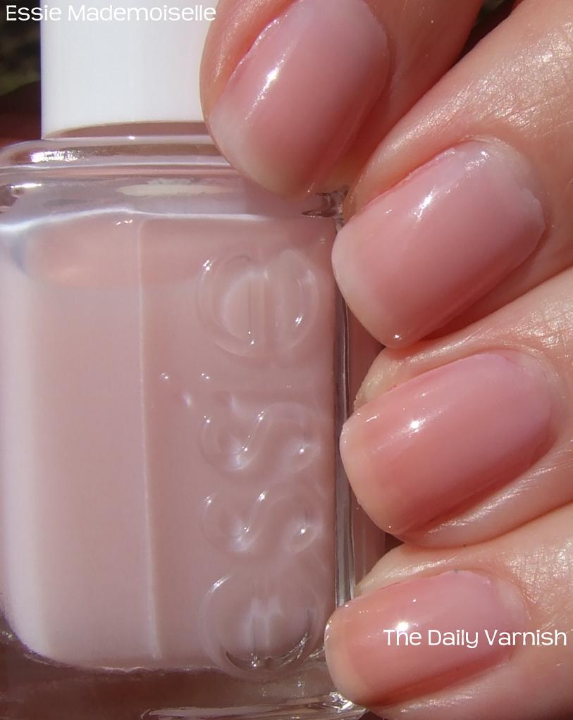 Images of Essie Allure Vs Mademoiselle - #SpaceHero