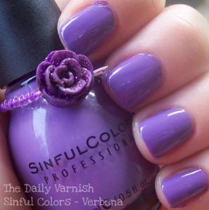 Sinful Colors - Verbena