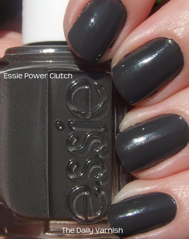 Essie Power Clutch   The Daily Varnish
