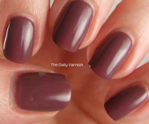 Sally Hansen Nailgrowth Miracle Gorgeous Grape 2