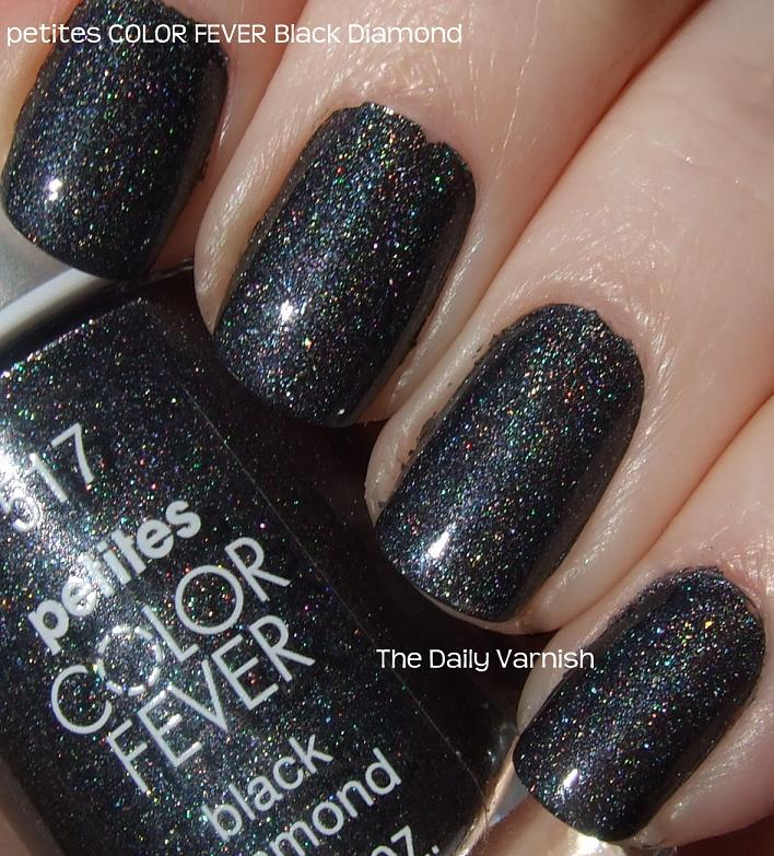 Black Friday Petites Color Fever Black Diamond The