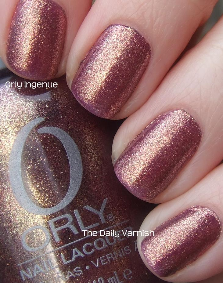 Orly | The Daily Varnish