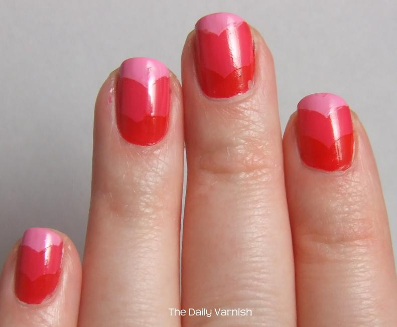 day manicure 2013 nail art valentine s day manicure ideas valentine s