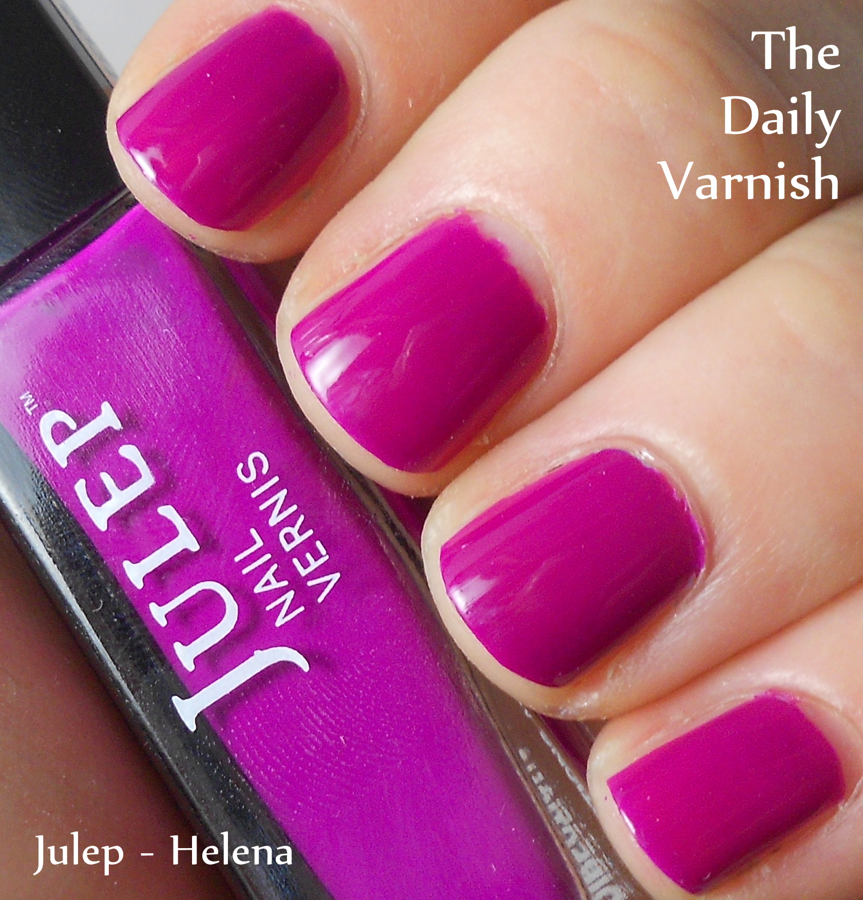 Julep – Helena (+ February and March Maven Boxes) – The Daily Varnish