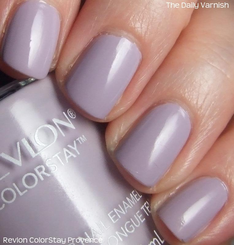 Great revlon colorstay nail image here, very nice angles