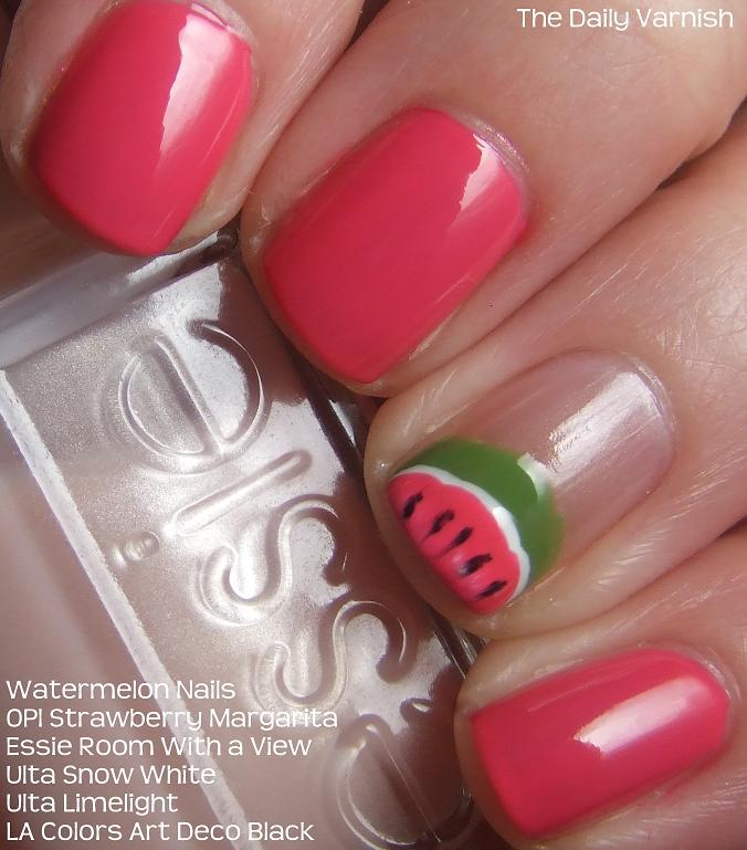 Nail Art | The Daily Varnish | Page 11