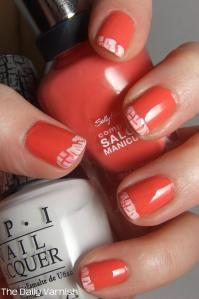 nail art crackle tips � the daily varnish