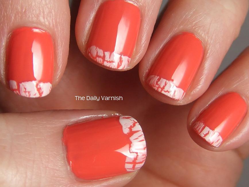how to make varnish crackle