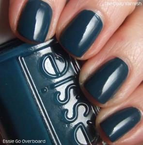 Alli's Favs: Essie Go Overboard
