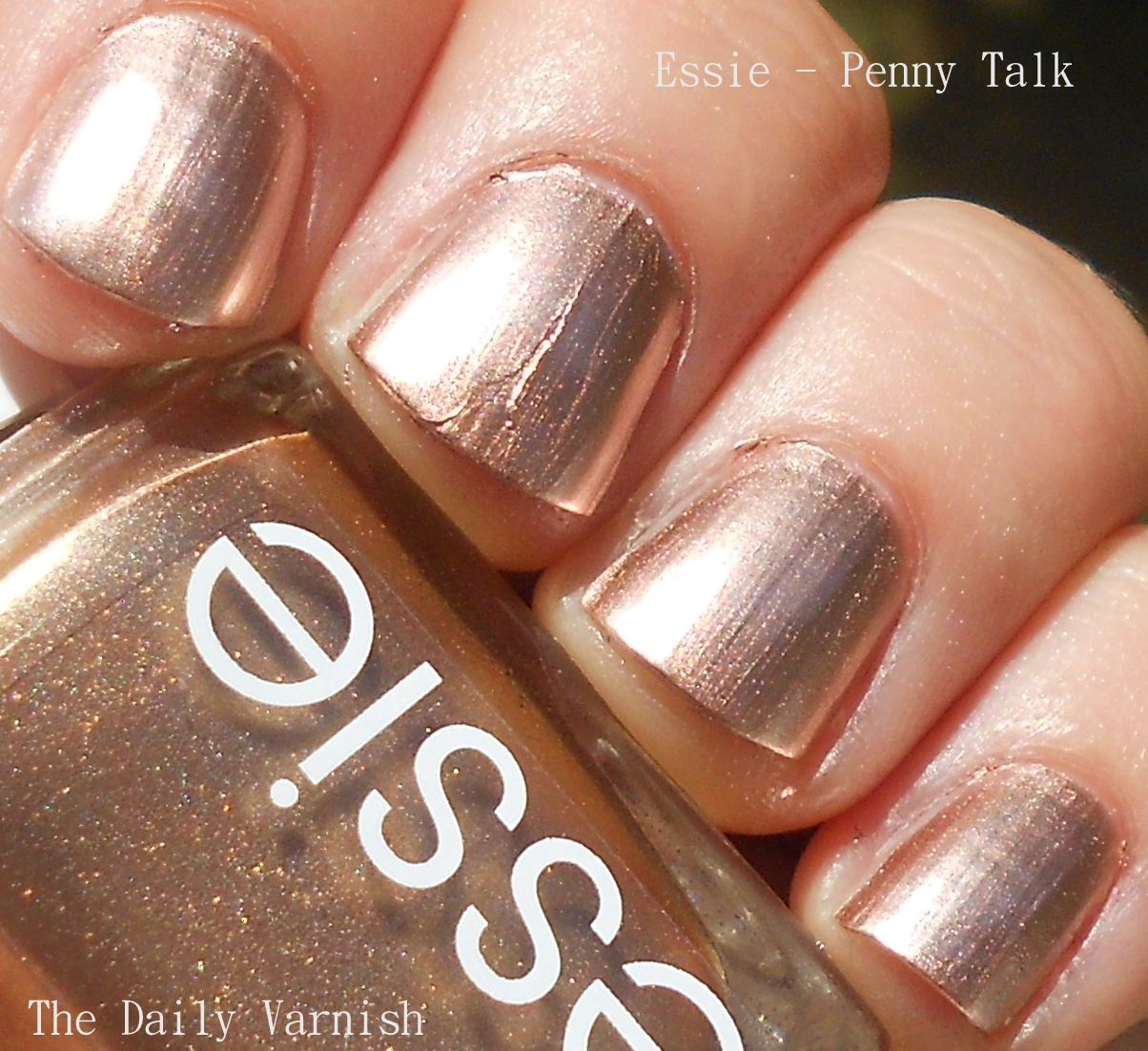 Essie – Penny Talk | The Daily Varnish