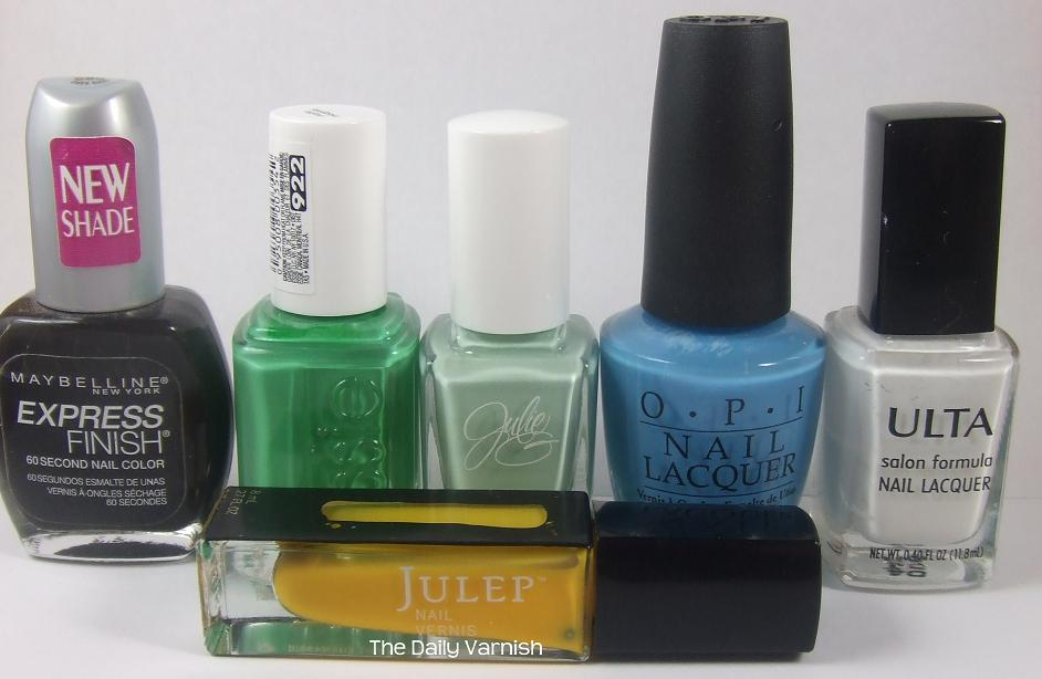 Nailspiration 2012 Golf Us Open The Daily Varnish