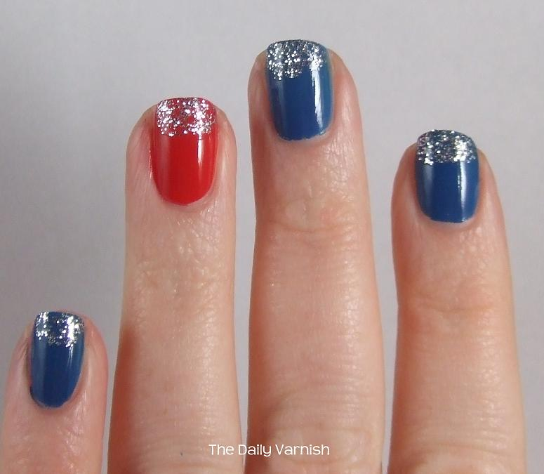Nail Art: Patriotic Nail Ideas!