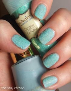 DIY Velvet Manicure