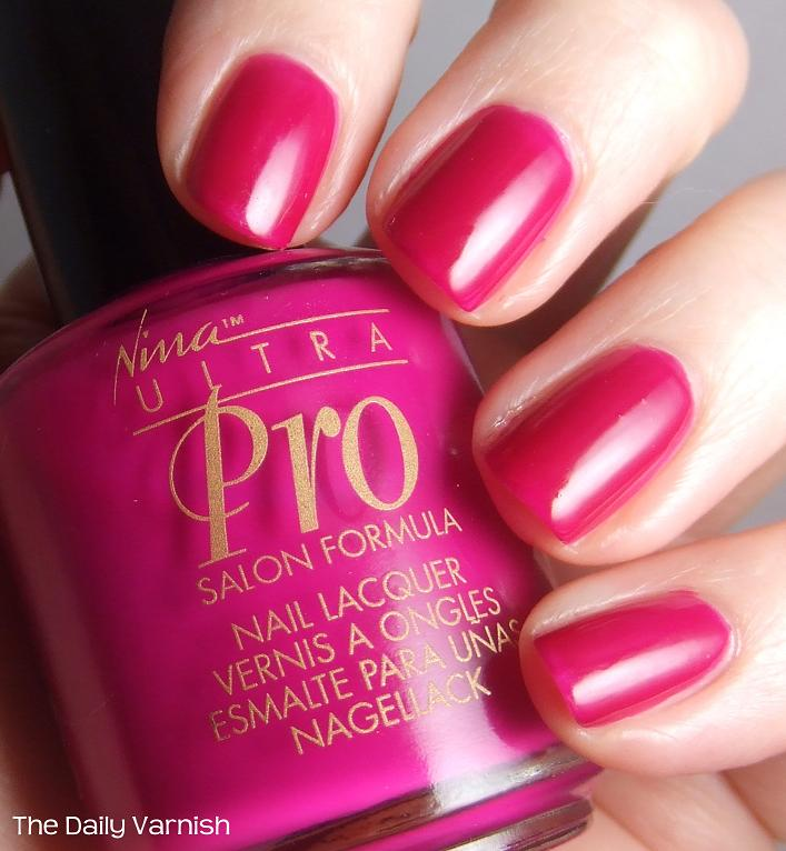 Nina Ultra Pro Punki Purple | The Daily Varnish