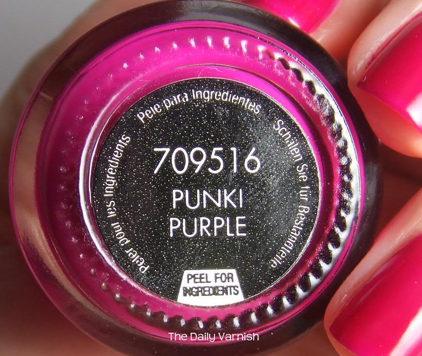 Nina Ultra Pro Punki Purple | The Daily Varnish