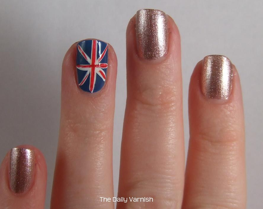 Nail art olympic nail ideas the daily varnish i prinsesfo Image collections