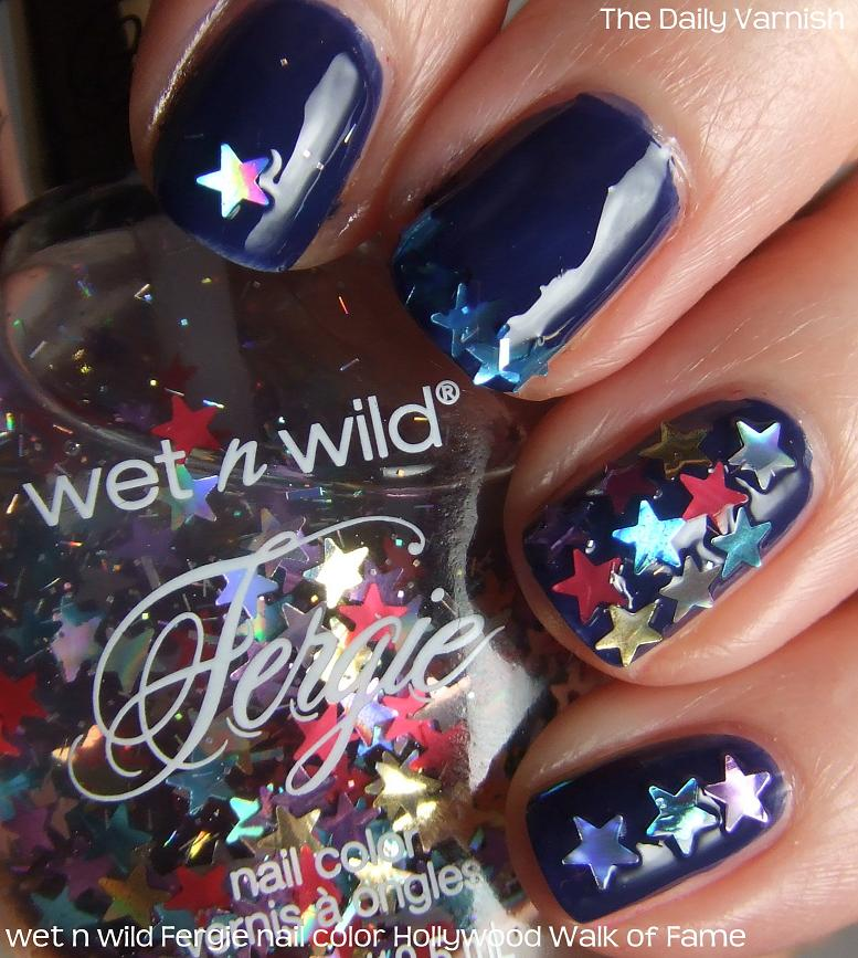 Wet N Wild Fergie Nail Color Hollywood Walk Of Fame