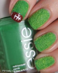 Football Nail Art 2