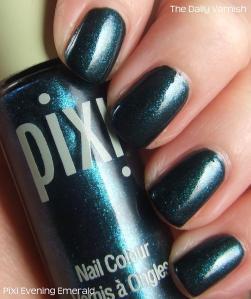 Pixi Evening Emerald