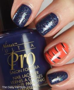 Tiger Stripes and Glitter 2