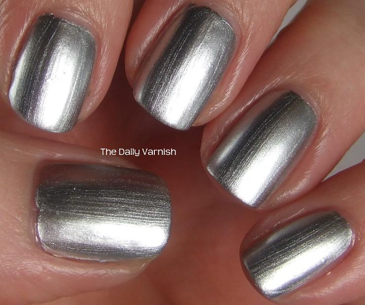 How To Make Your Essie Mirror Metallics Look Perfect
