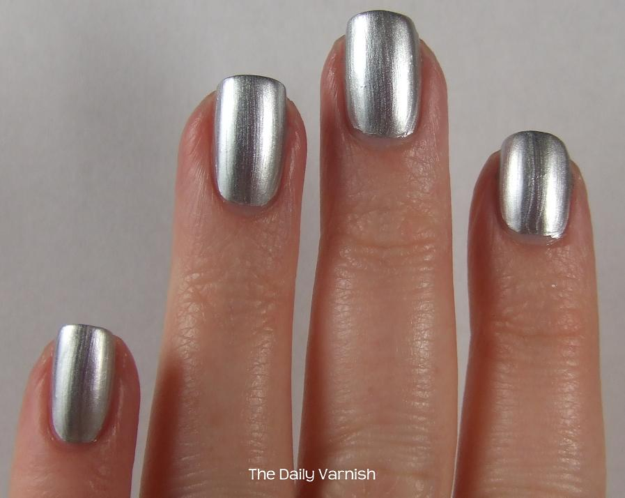 How to make your Essie Mirror Metallics look perfect (seriously ...