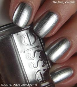 How to make your Essie Mirror Metallics look perfect (seriously)