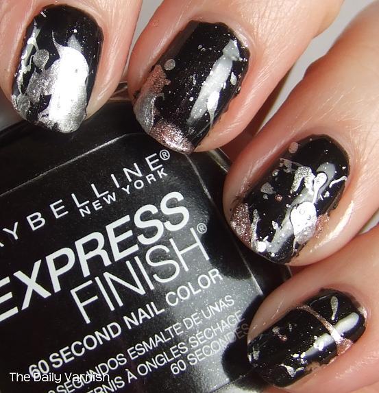 Diy nail polish strips the daily varnish individual nail polish strips application solutioingenieria Gallery