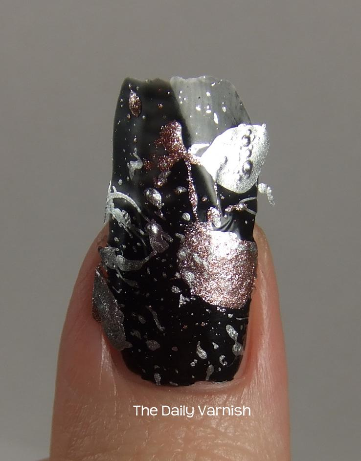 Diy nail polish strips the daily varnish you might also like diy plastic wrap manicure solutioingenieria Gallery