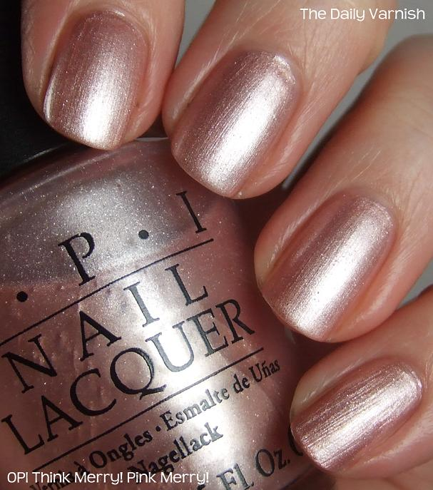 Opi Metallic Nail Polish – Confsden com