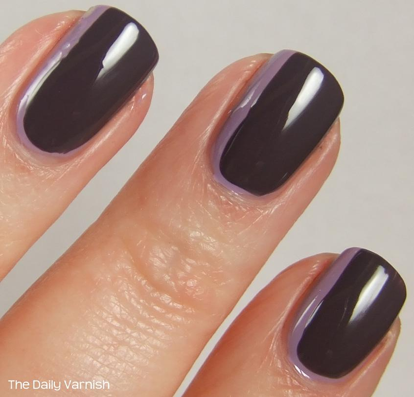 Nail Art: The Sideways French Manicure – The Daily Varnish