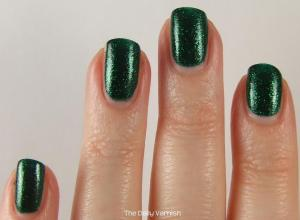 China Glaze Emerald Sparkle 3