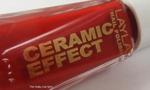 Layla Ceramic Effect CE-40 Oh My Red MACRO