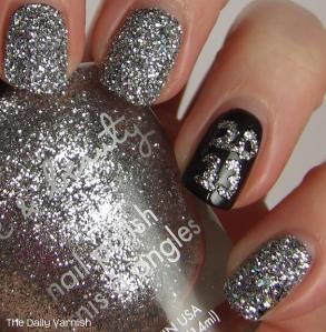 New Year Manicure 2