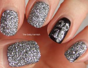 New Year Manicure 3