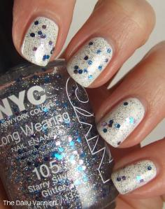 NYC Starry Silver Ulta Snow White