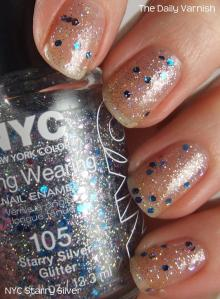 NYC Starry Silver