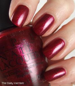 OPI Don't Toy With Me 5