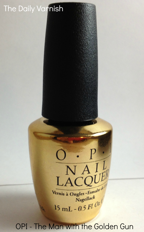 OPI - Golden Gun