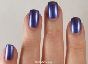 OPI Into the Night 3