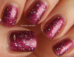 Sally Hansen GEM crush Lady Luck 2