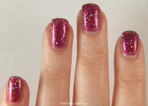 Sally Hansen GEM crush Lady Luck 3