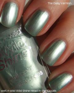 wet n wild Wild Shine Head in the Clouds